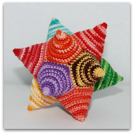 Asteroide Multicolor
